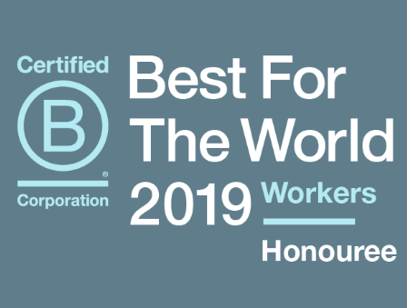 Best for the World - Workers Honouree