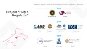 Hug a regulator