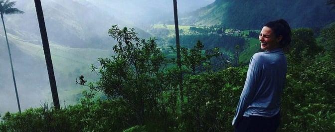 Eli hiking