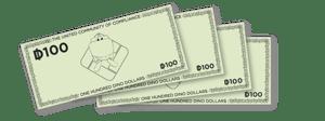 DinoDollars