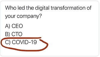 digital transformation survey