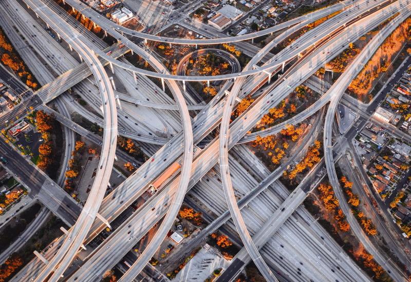 Complex roads